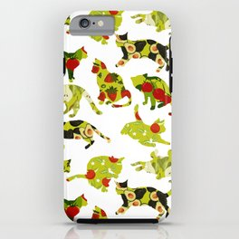 Kitchen Cats iPhone Case