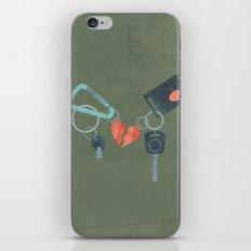 Star-Crossed Lovers iPhone & iPod Skin