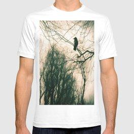 Crow Blur T-shirt