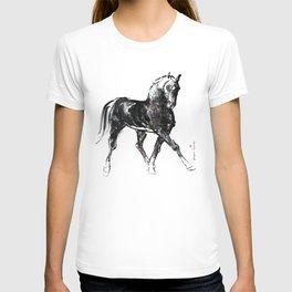 Horse (Half pass 2) T-shirt