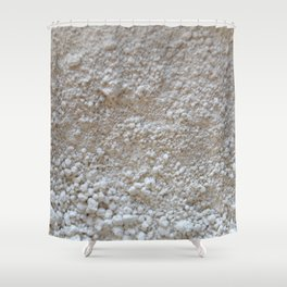 Blanco Absoluto Shower Curtain