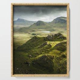 Isle of Skye, Scotland Serving Tray