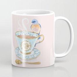 Shabby Chic Earl Grey Tea Coffee Mug