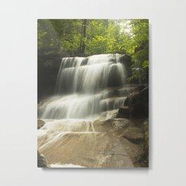 Champney Falls Metal Print