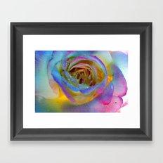 Sweet like candy Framed Art Print