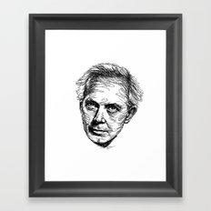 Béla Bartok Framed Art Print