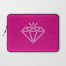 diamond magenta Laptop Sleeve