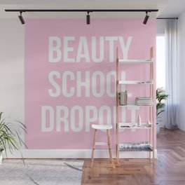 Beauty School Dropout - Grease Inspired Wall Mural