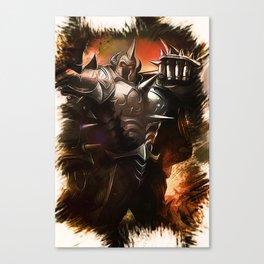 League of Legends MORDEKAISER Canvas Print