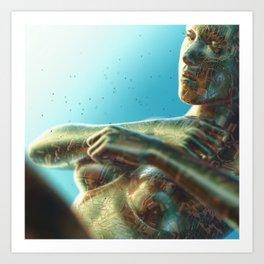 [28-07-16] - AVA Art Print