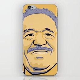 Gabriel Garcia Marquez iPhone Skin