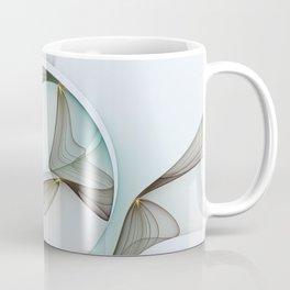 Abstract Elegance Coffee Mug