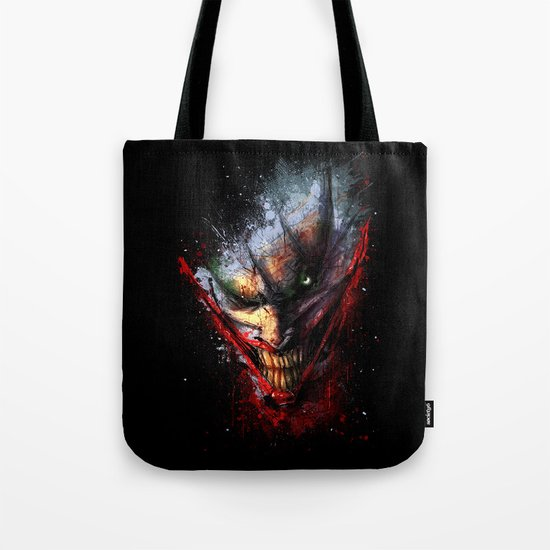 Madness is the Emergency Exit Tote Bag