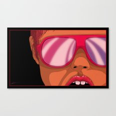 Avid Aversion Canvas Print