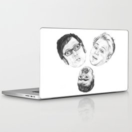 Where's my chippy? Laptop & iPad Skin