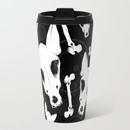 Dead Dogs 'n' Bones Travel Mug