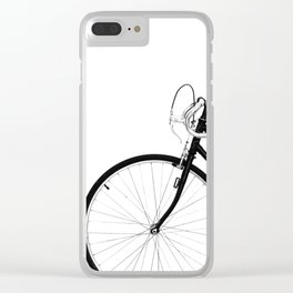Bicycle, Bike Clear iPhone Case