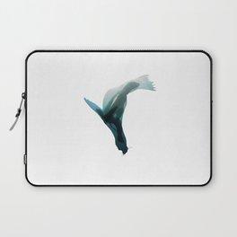 Galapagos sea lions triple exposure Laptop Sleeve