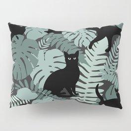 Garden cats Pillow Sham