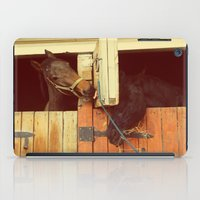 breakfast iPad Cases featuring Breakfast by Armine Nersisian