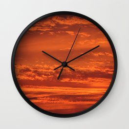 The Sky is the Limit-3 Wall Clock