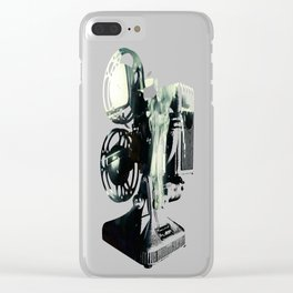 Naked Ambition Clear iPhone Case