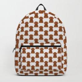 Bordeaux Mastiff Backpack