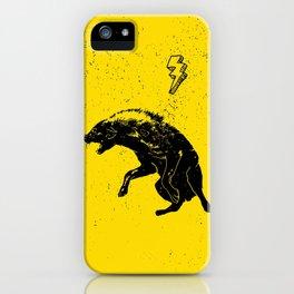 hiena iPhone Case