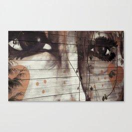 Graffity 4 Canvas Print
