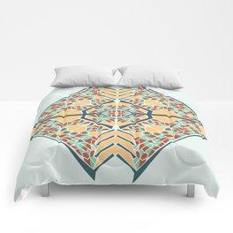 Vector Mandala Comforters