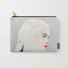 Queen of Dragons Carry-All Pouch