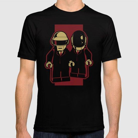 Daft Block T-shirt