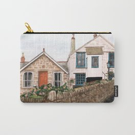 Mousehole Fishermans' Cottages UK Carry-All Pouch