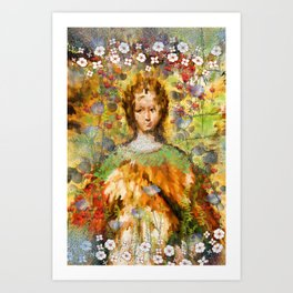 VRGENES AND MORE Art Print