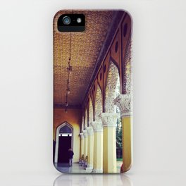 Indian Royal Palace - Chowmahalla iPhone Case