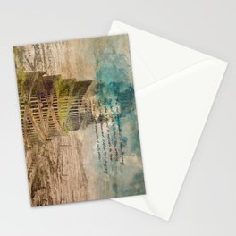 The Tower of Babel Stationery Cards