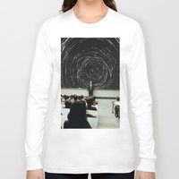 study Long Sleeve T-shirts featuring study by Ashley Moye