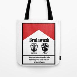 Brainwash Tote Bag