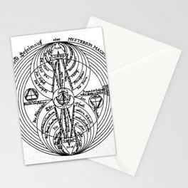 Mysterium Magnum Stationery Cards