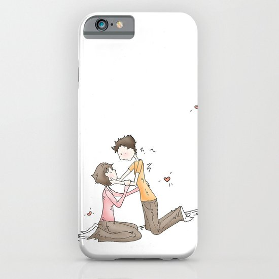 Hold your Hand, Illustration iPhone & iPod Case