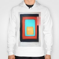 rothko Hoodies featuring Living Rothko by Heaven7