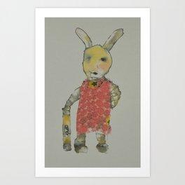 Coates dreamer Art Print