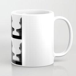 Floating Heads Coffee Mug