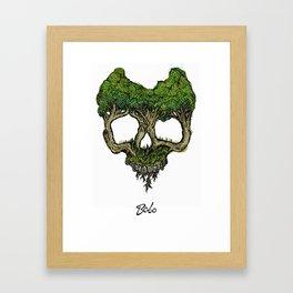Roots (Color Version) Framed Art Print