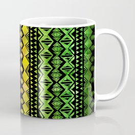 One Love Tribal {black} Coffee Mug