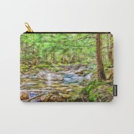 Swift river Carry-All Pouch
