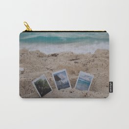 Polaroids and the Sea Carry-All Pouch