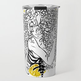 Inktober : Shy Travel Mug