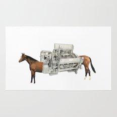 Horse Power Rug