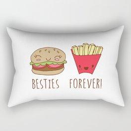 YUMMY BESTIES FOREVER! Rectangular Pillow